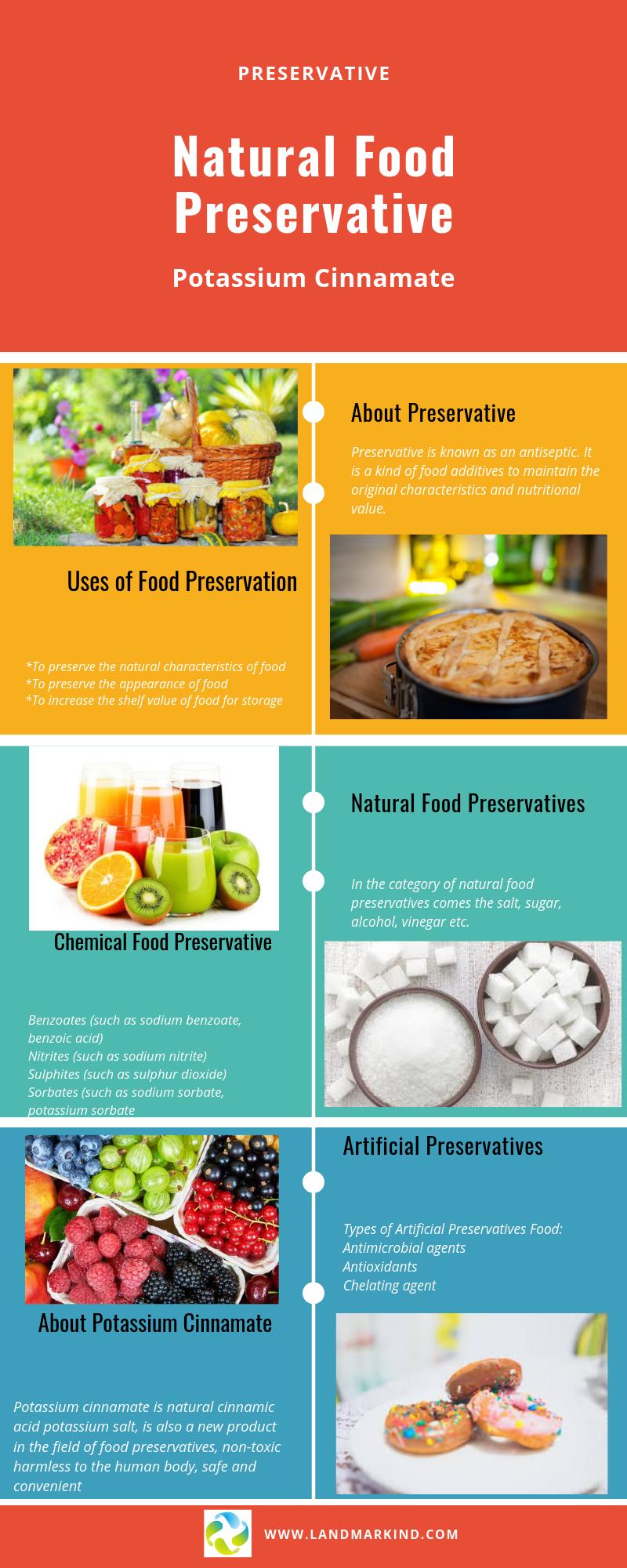 Potassium Cinnamate - Natural Food Preservative - 1