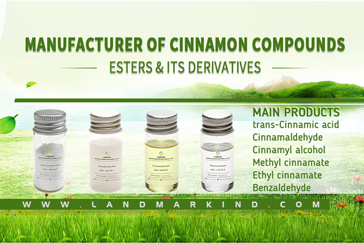 cinnamic acid supplier - wuhan landmark