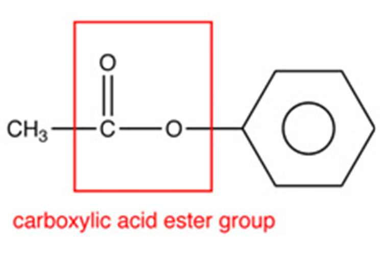 Aromatic Carboxylic Acid Esters at Landmark